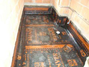 Impermeabilização de Banheiro