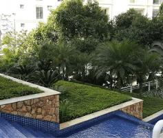 Impermeabilização de Jardim